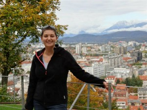 Diana in Slovenia 2013