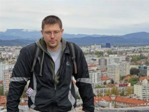 Jordan in Slovenia 2013